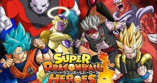 Date de sortie et histoire de la Mission 5 de Super Dragon Ball Heroes