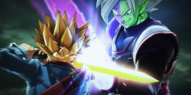Dragon Ball Xenoverse 2 : Un trailer pour le DLC 4