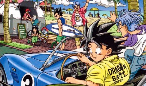 Dragon Ball Super : Chiffres de vente du tome 3 pour la deuxième semaine au Japon