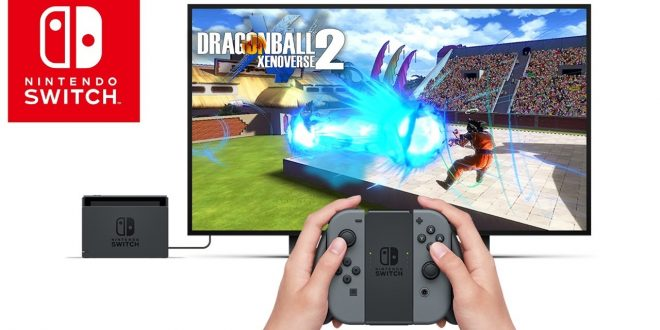 Détails techniques de la version Switch de Dragon Ball Xenoverse 2