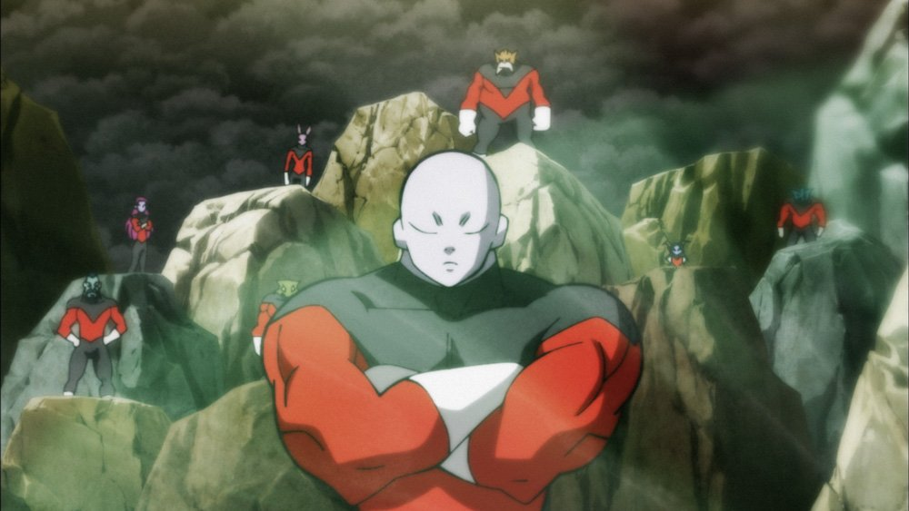 Jiren e a Pride Troopers (Dragon Ball Super - Episódio 100)