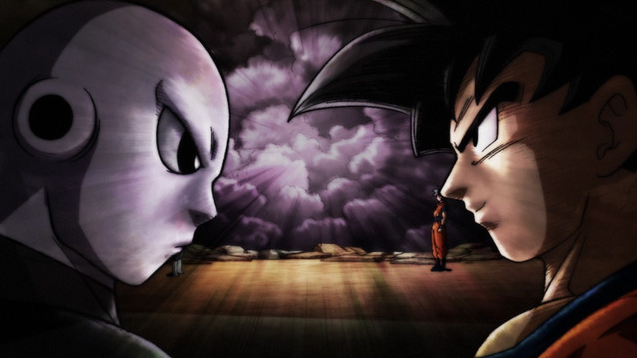 Goku Vs. Jiren (Dragon Ball Super - Episódio 100)