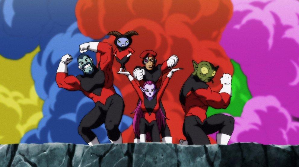 Pride Troopers (Dragon Ball Super - Episódio 101)