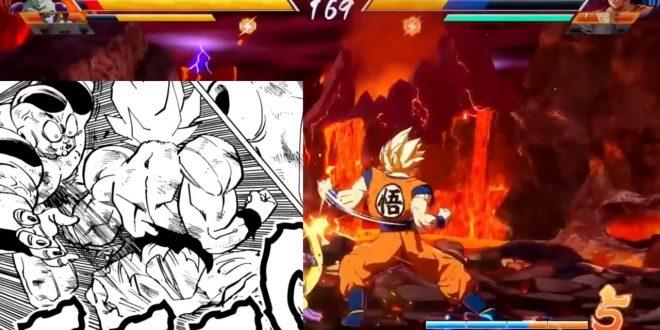 Dragon Ball FighterZ : Un fan décrypte toutes les références au manga et à l'anime