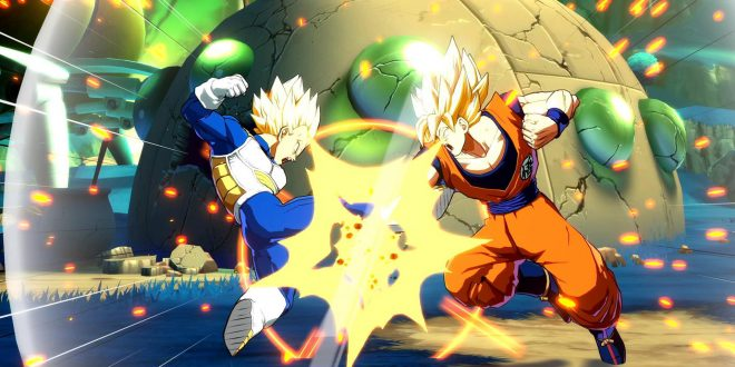 Dragon Ball FighterZ : Suivez les tournois de l'EVO 2017 en LIVE