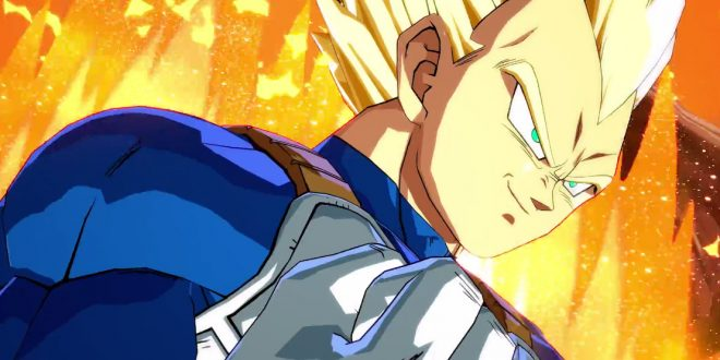 Dragon Ball FighterZ : Encore du gameplay