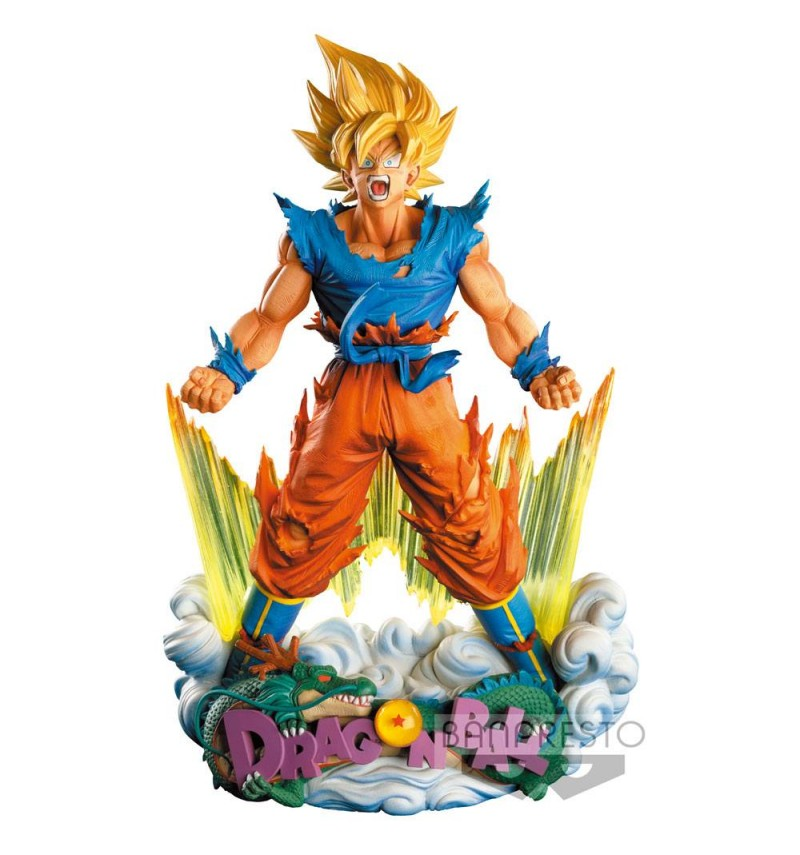 figurine son goku super master stars diorama banpresto dragon ball super france. Black Bedroom Furniture Sets. Home Design Ideas
