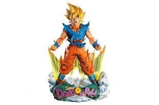 Figurine Son Goku Super Master Stars Diorama Banpresto