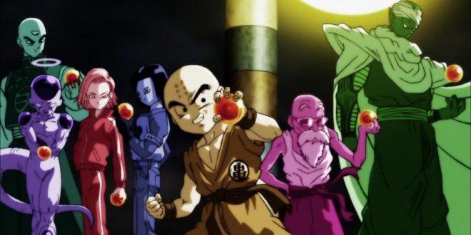 Dragon Ball Super Opening 2 : Genkai Toppa x Sabaibā V2