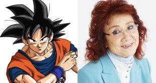 Le message de Masako Nozawa pour le 100ème épisode de Dragon Ball Super
