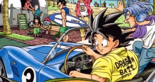 Dragon Ball Super : Chiffres de vente du tome 3 au Japon (Semaines 4 et 5)