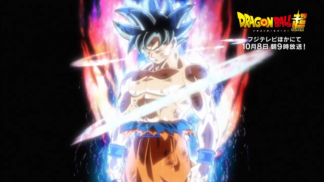 Dragon Ball Super : La nouvelle forme de Gokû