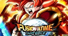 Dragon Ball Z Dokkan Battle : Fusion Ultime Sans Égale