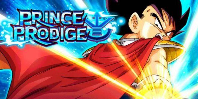 Dragon Ball Z Dokkan Battle : Prince Prodige