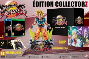 Édition collector Dragon Ball FighterZ