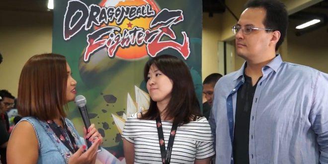 Tomoko Iroki sur Dragon Ball FighterZ et le futur de la franchise Xenoverse