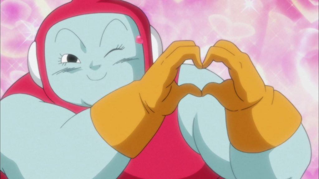 l'univers 2 de Dragon Ball Super