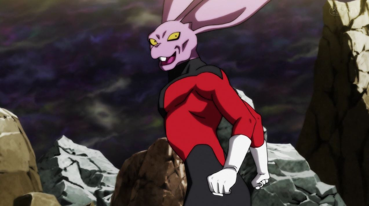 Dyspo dans Dragon Ball Super 104