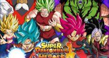 Date de sortie et histoire de la Mission 6 de Super Dragon Ball Heroes