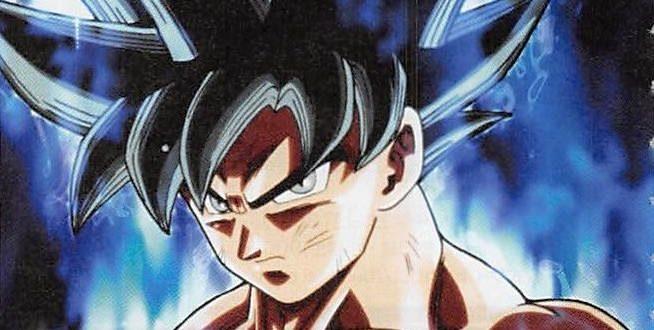 Dragon Ball Super : La nouvelle forme de Gokû dévoilée