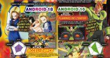 Dragon Ball FighterZ : C-16 et C-18 confirmés, nouveaux visuels et nouvelles infos