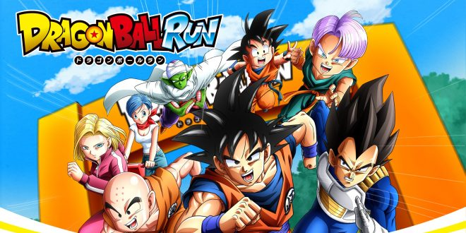 Dragon Ball Run