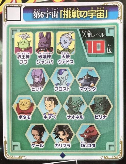 Universo 6 (Dragon Ball Super)