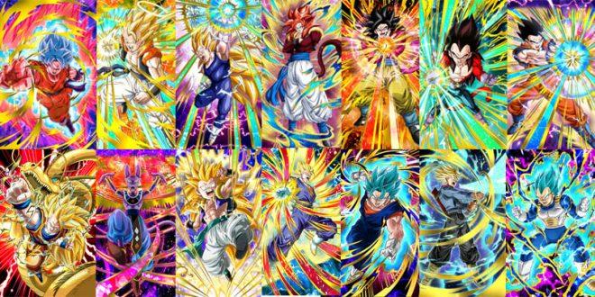 Dragon Ball Z Dokkan Battle : Tous les Dokkan du dimanche