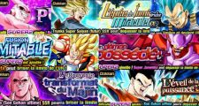 Dragon Ball Z Dokkan Battle : Event Dokkan INT - Buuhan, Kid Buu, Janemba, Vegeta SSB, Ikari Trunks, Gohan Ultimate, Gogeta INT
