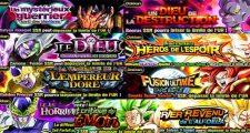 Dragon Ball Z Dokkan Battle : Event Dokkan TEC