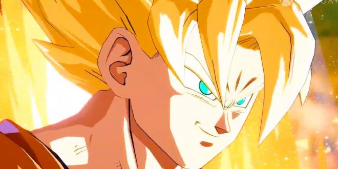 Dragon Ball FighterZ : Le combo 127 hits de Gokû