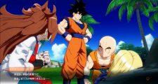 Dragon Ball FighterZ : Trailers de Yamcha et Tenshinhan, commentaire de Toriyama et extrait du mode histoire