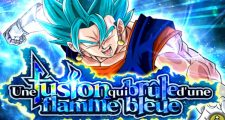 Dragon Ball Z Dokkan Battle : Une Fusion qui Brûle d'une Flamme Bleue
