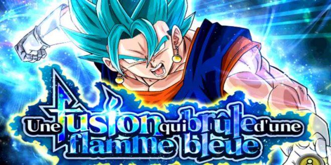 Dragon Ball Z Dokkan Battle : Une Fusion qui Brûle d'une Flamme Bleue