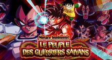 Dragon Ball Z Dokkan Battle : Le Peuple des Guerriers Saiyans