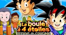 Dragon Ball Z Dokkan Battle : La Boule à 4 étoiles Preuve de Courage