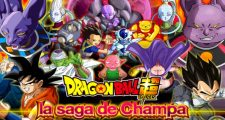 Dragon Ball Z Dokkan Battle : Dragon Ball Super La Saga Champa