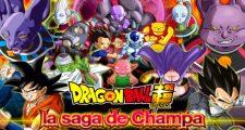 Dragon Ball Z Dokkan Battle : Dragon Ball Super La Saga Champa