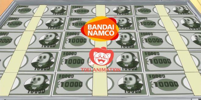 Dragon Ball continue de booster le chiffre d'affaire de la Toei et de Bandai Namco en 2017