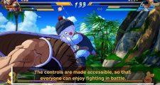 Dragon Ball FighterZ : Nouvel aperçu de Nappa, Ginyu et Tenshinhan