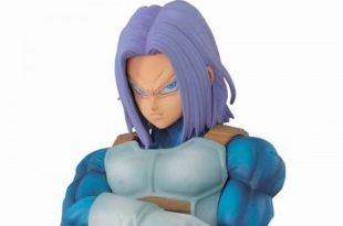 Figurine Dragon Ball Z Resolution of Soldiers : Trunks