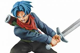 Figurine Trunks Soul X Soul Figure