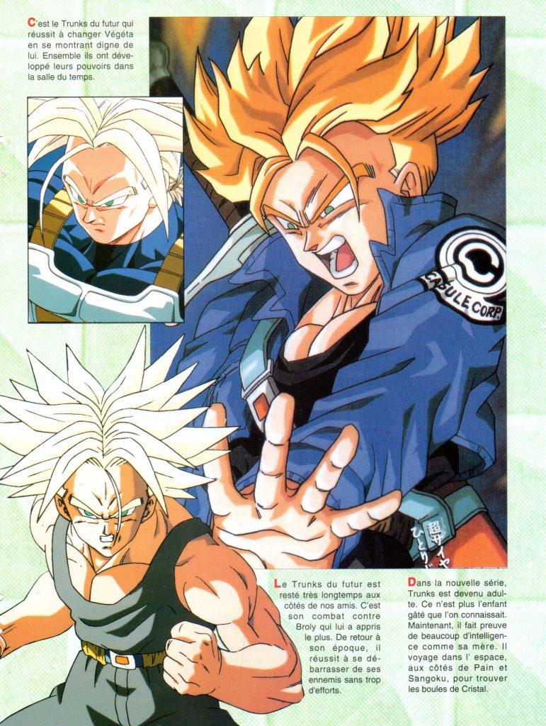 Dragon Ball Z – Nostalgie Club Do 18 – Trunks