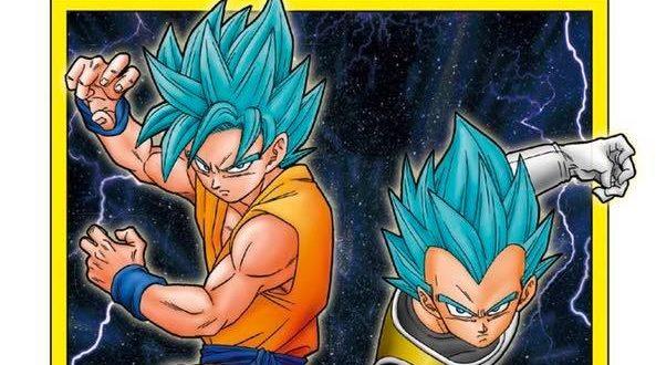 Un coffret réunissant les 2 premiers tomes de Dragon Ball Super chez Glénat