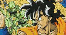 Le manga Yamcha Gaiden arrivera le 2 novembre 2017 au Japon