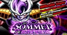 Dragon Ball Z Dokkan Battle : Au Sommet de l'Univers