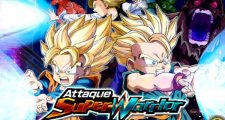 Dragon Ball Z Dokkan Battle : Attaque Super Warrior