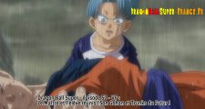 Dragon Ball Super Épisode 52 : Diffusion française