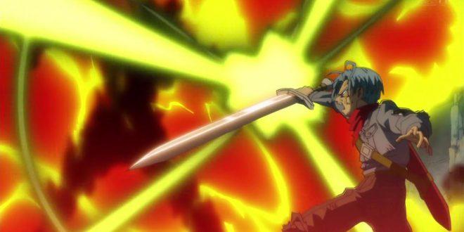 Dragon Ball Super : L'arc Trunks du futur en VF pour le 23 octobre 2017 sur Toonami