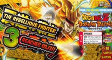 Dragon Ball Z Dokkan Battle : Bardock SSJ3 arrive sur la version jap